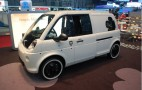 Mia Electric: 2011 Geneva Motor Show, The Microbus Concept