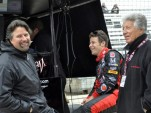 Michael, Marco, Mario Andretti - Anne Proffit photo