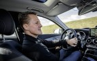 Michael Schumacher Tests 2015 Mercedes-Benz C-Class: Video