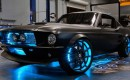 "Microsoft and West Coast Customs ""Project Detroit"" Mustang"