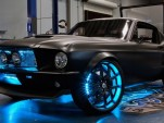 """Microsoft and West Coast Customs """"Project Detroit"""" Mustang"""