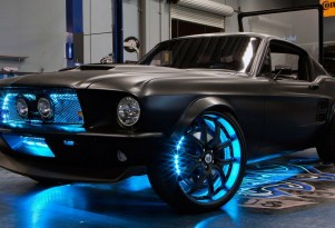 Microsoft and West Coast Customs &quot;Project Detroit&quot; Mustang