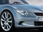 Mid-engined Skoda roadster preview