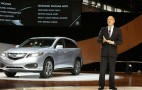 Acura Replaces Its Chief