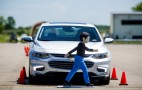 GM Opens Active Safety Testing Area At Milford Proving Grounds