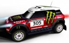 MINI All4 Dakar Rally Car Unveiled By X-Raid Team