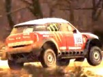 MINI All4 Racing Dakar Rally race car by X-Raid Team