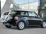 Mini and BMW 1-Series offered through BMW's DriveNow car-sharing service
