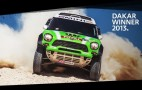 X-Raid Team Drives MINI Countryman To Second Consecutive Dakar Rally Win