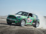 MINI at the 2013 Dakar Rally