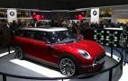 MINI Clubman Concept: 2014 Geneva Motor Show Live Photos