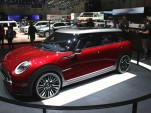 MINI Clubman Concept: Live Photos From Geneva Motor Show