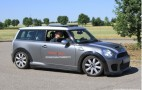 Spy Shots: MINI Clubman S Hybrid