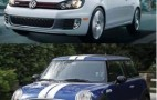 Hot Hatch Rivalry: MINI Cooper S vs Volkswagen GTI