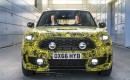 Mini Countryman plug-in hybrid prototype