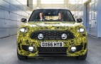New Countryman to be Mini's first hybrid