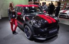 2013 MINI John Cooper Works Countryman Live Pics From Geneva