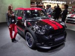 2013 MINI John Cooper Works Countryman live photos