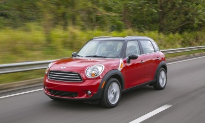 2014 MINI Cooper Countryman Photos
