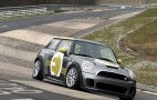 MINI E Takes On The Nurburgring