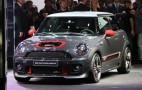 2013 MINI John Cooper Works GP Live Photos: 2012 Paris Auto Show