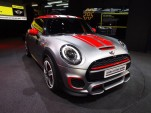 MINI John Cooper Works concept, unveiled at 2014 Detroit Auto Show