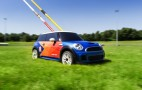 MINI Debuts New Electric Car At The London 2012 Olympic Games