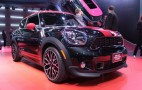 MINI John Cooper Works Paceman: The Official Details