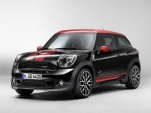 MINI Paceman John Cooper Works leaked images
