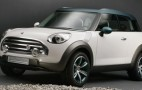 Mini previews new Crossover Concept ahead of Paris Motor Show debut