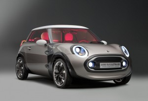 An Even Minier MINI: Tiny 3-Cylinder Carbon-Fiber Car In 2014