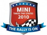 MINI Takes The States rally