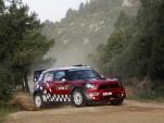 MINI WRC Rally d'Italia Sardegna (Sardinia)