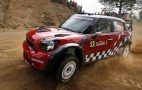MINI WRC Driver Sordo Sits Sixth After Day 1