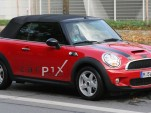 2010 MINI Cooper Convertible spy shots