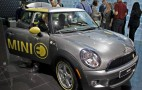 Electric Mini E Launched In UK--With Steering Wheel on Wrong Side