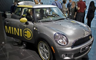 2009 Detroit Show: MINI Cooper Convertible