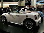 2009 MINI Coupe and Roadster Concepts
