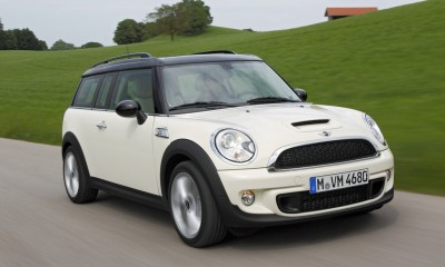 2011 MINI Cooper Clubman Photos