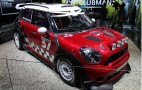 Rumorific: Road-Legal MINI Countryman WRC In The Works?
