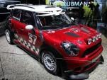 2010 MINI WRC Concept