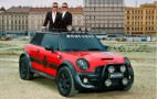 One-Off MINI Red Mudder By DSQUARED² Auctioned At 2011 Life Ball