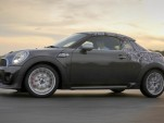 2012 MINI Cooper Coupe official spy shots