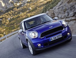 2013 MINI Cooper S Paceman