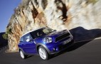 2013 MINI Paceman Preview: 2012 Paris Auto Show