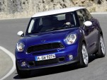MINI Presents Production Paceman: Paris Auto Show Preview