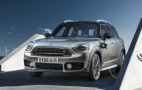 New 2017 Mini Countryman, including plug-in hybrid: 'biggest Mini yet'