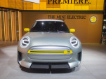 Mini Electric Concept, 2017 Frankfurt Motor Show