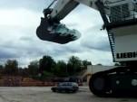 Mining excavator meets compact car.