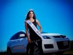 Miss South Dakota  -  distracted driving awareness